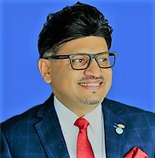 nrna president bhaban bhatta